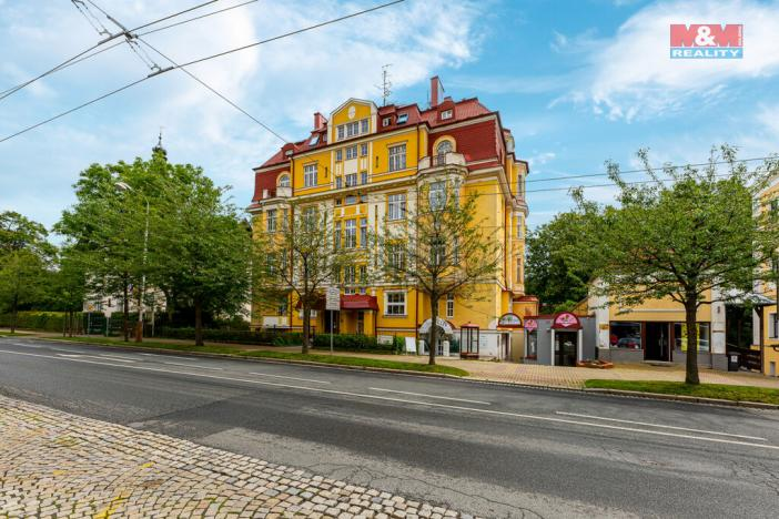Prodej bytu 2+1, Mariánské Lázně, Hlavní třída, 80 m2